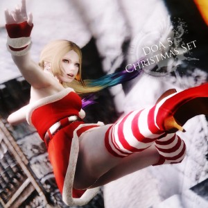 DoA 5 – Christmas Set