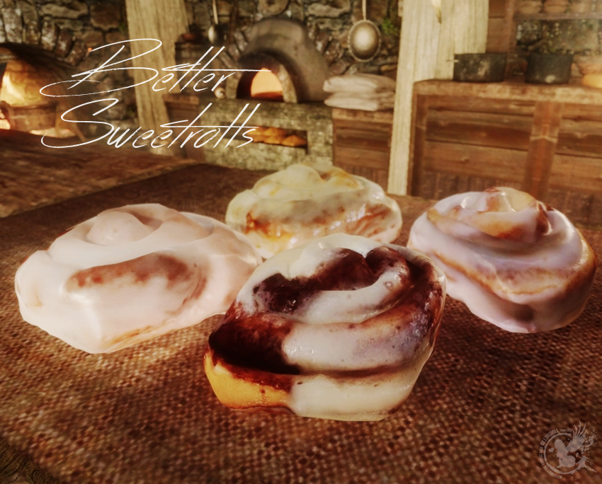 Better Sweetrolls