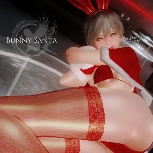 Bunny Santa