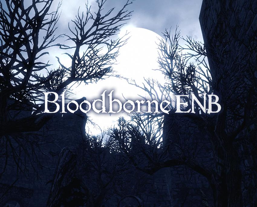 Bloodborne-ENB