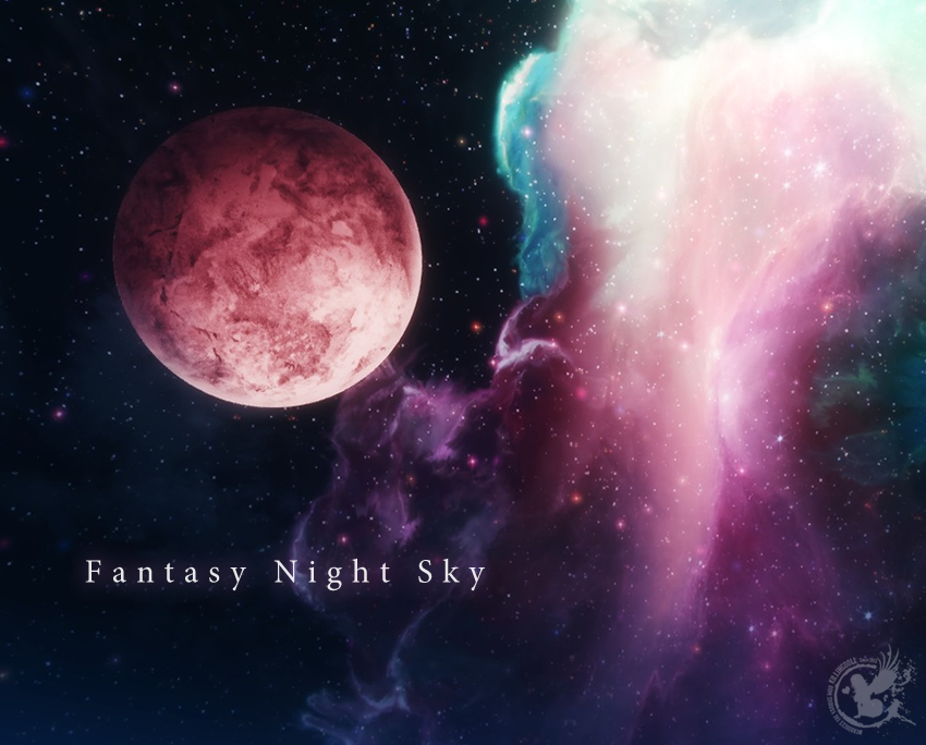 Fantasy-Night-Sky