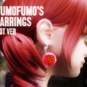 FumoFumo's Earrings HDT ver