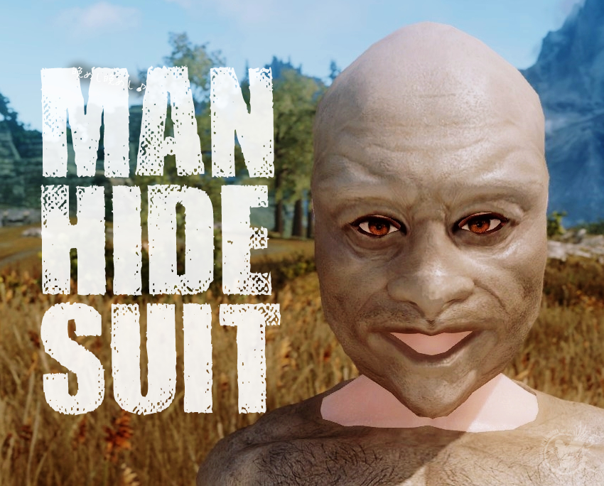 Man-Hide-Suit