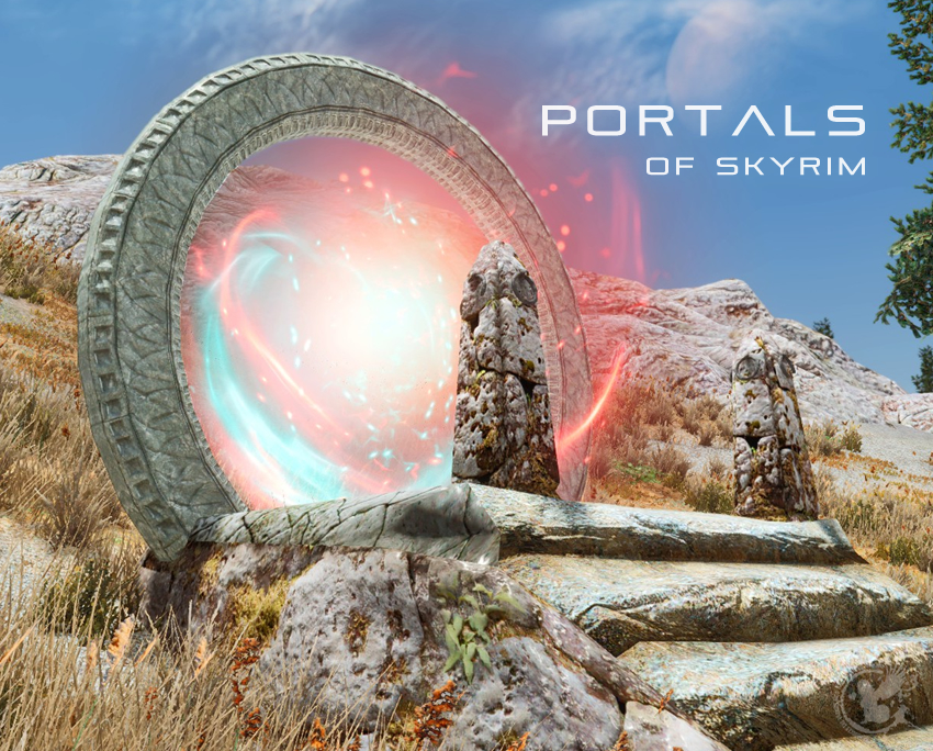 Portals-of-Skyrim