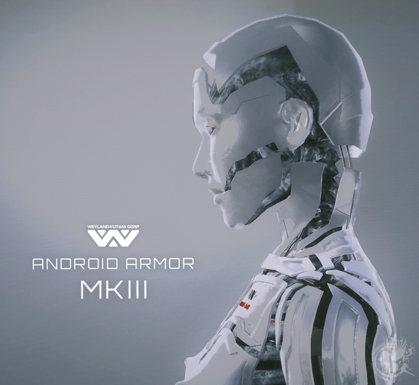 Android Armor MKIII