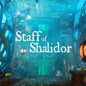Staff of Shalidor