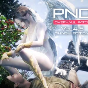 PND Overhaul Patch Vol4.5 Hentai Edition