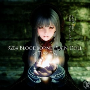 9204 Bloodborne Plain Doll by Team TAL
