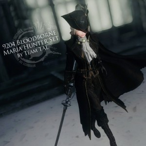 9204 Bloodborne Maria Hunter Set by Team TAL
