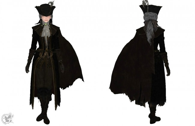 9204-Bloodborne-Maria-Hunter-Set2