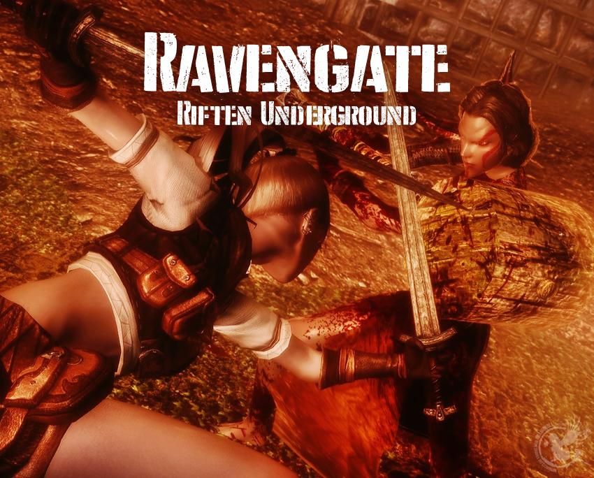 Ravengate – Riften Underground