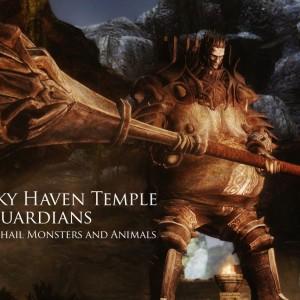 Sky Haven Temple Guardians