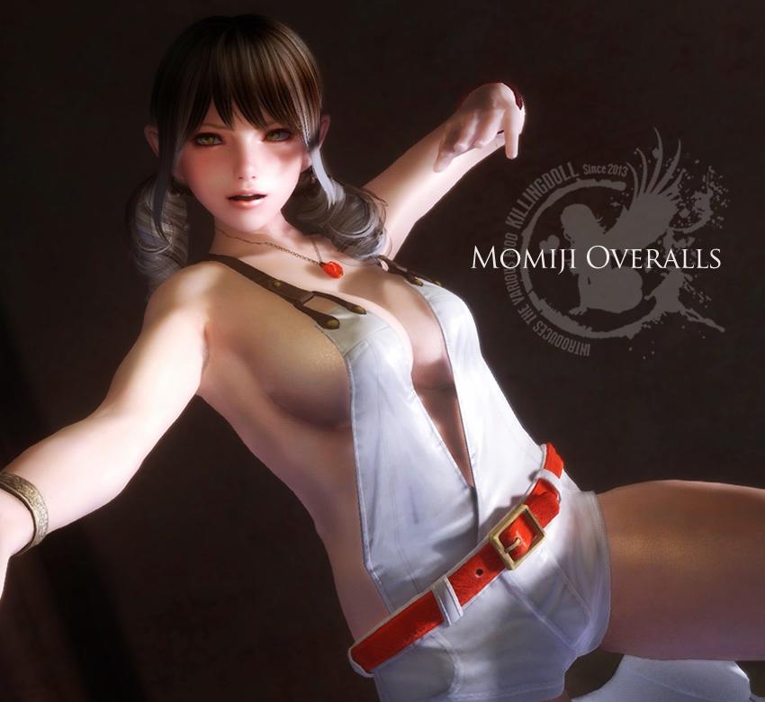 Momiji Overalls