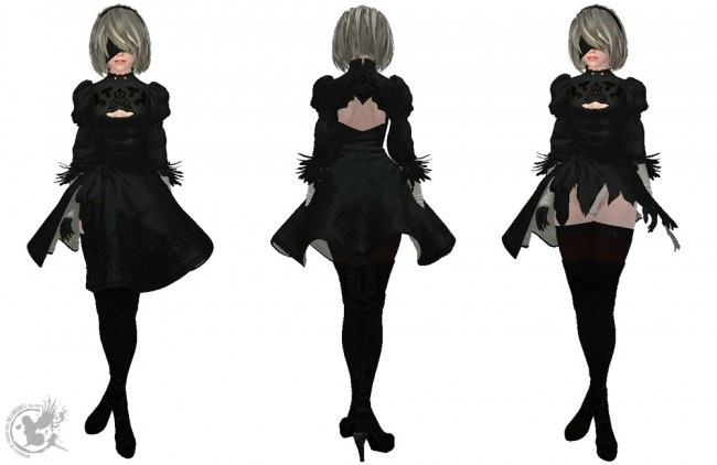 9204-Nier-Automata2B-Pack-by-Team-TAL2