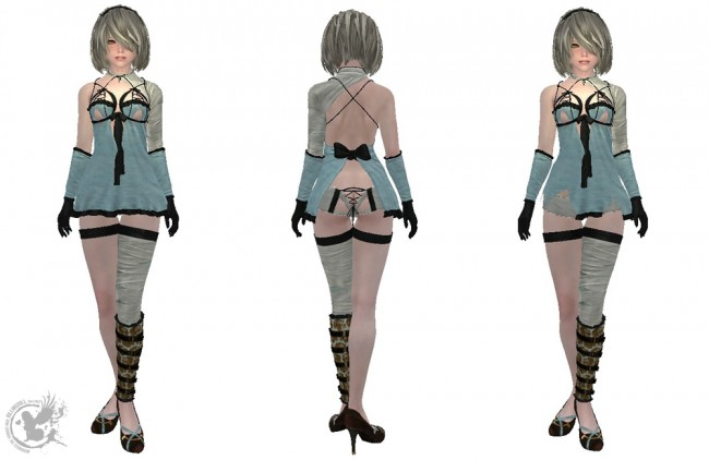 9204-Nier-Automata2B-Pack-by-Team-TAL9