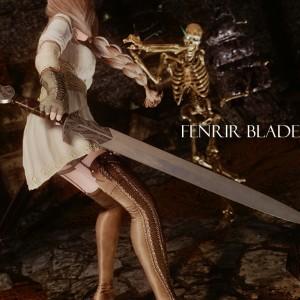 Fenrir Blades