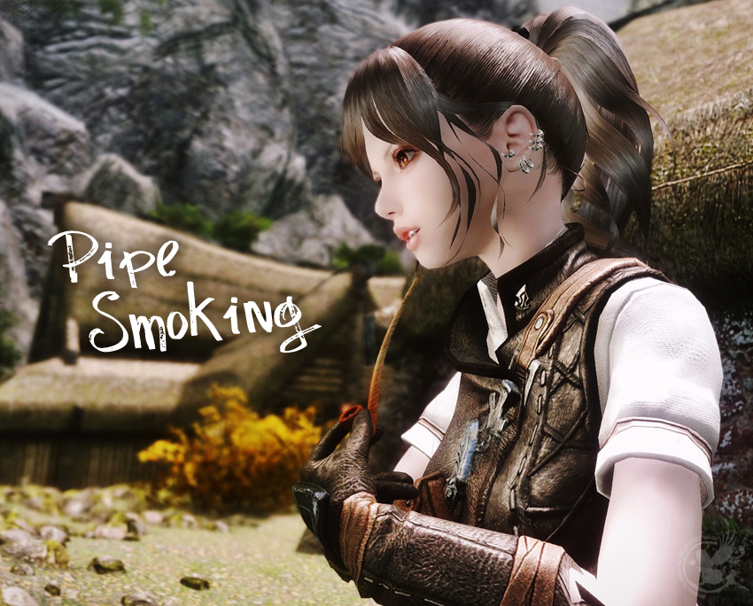 Pipe-Smoking
