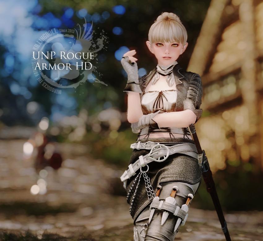 UNP Rogue Armor HD
