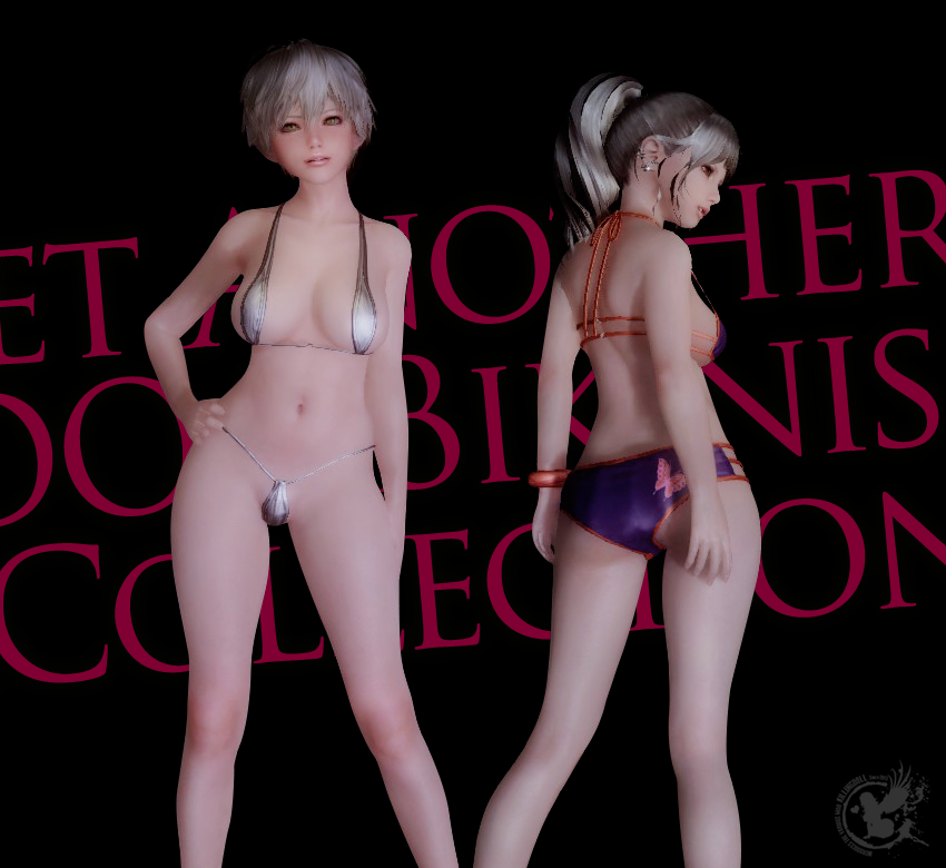 Yet Another DOA Bikinis Collection