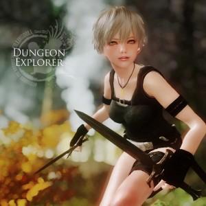 Dungeon Explorer for UNPB
