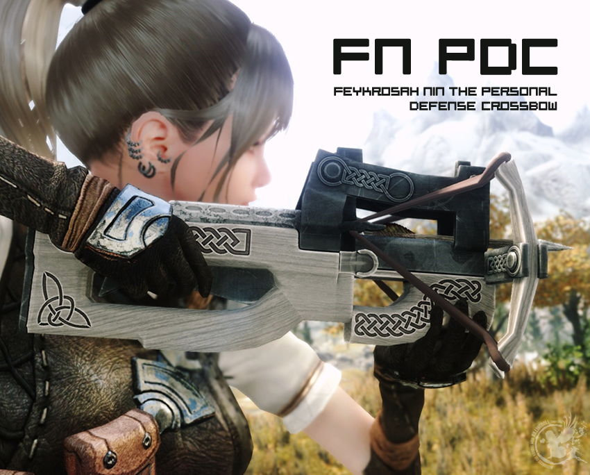 FN PDC – Feykrosah Nin the Personal Defense Crossbow