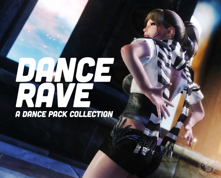 Dance Rave – A Dance Pack Collection
