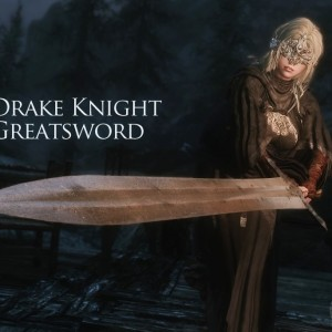 Drake Knight Greatsword