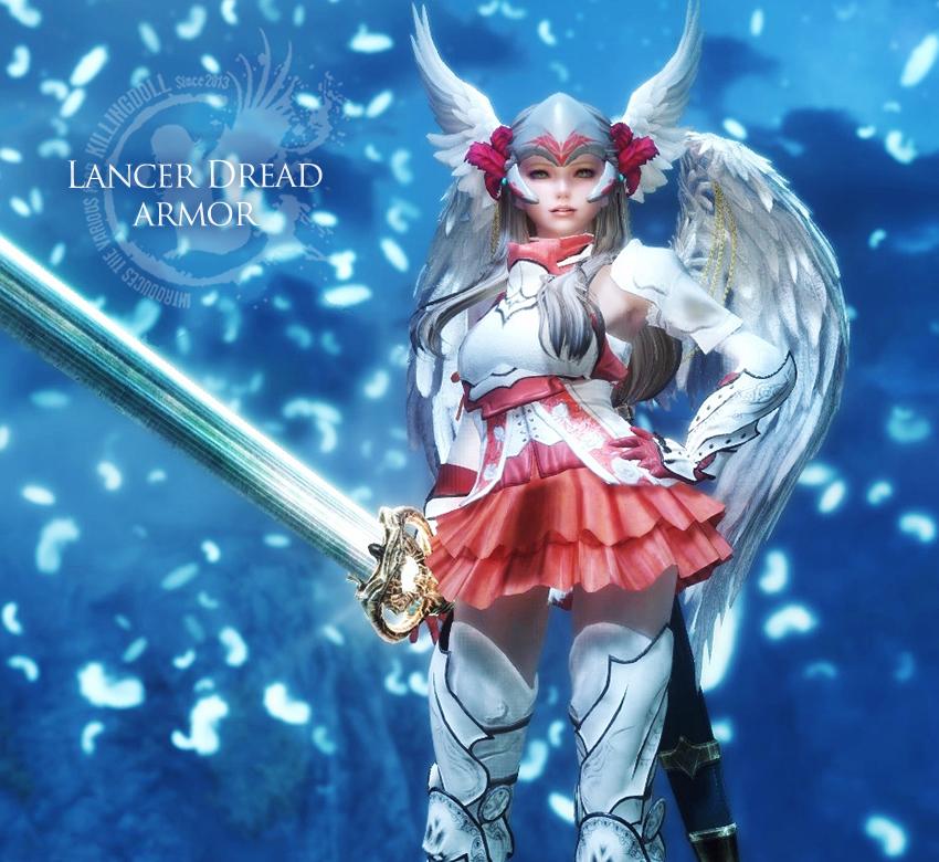 Lancer Dread armor
