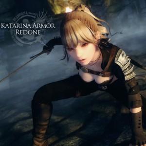 Katarina Armor Redone