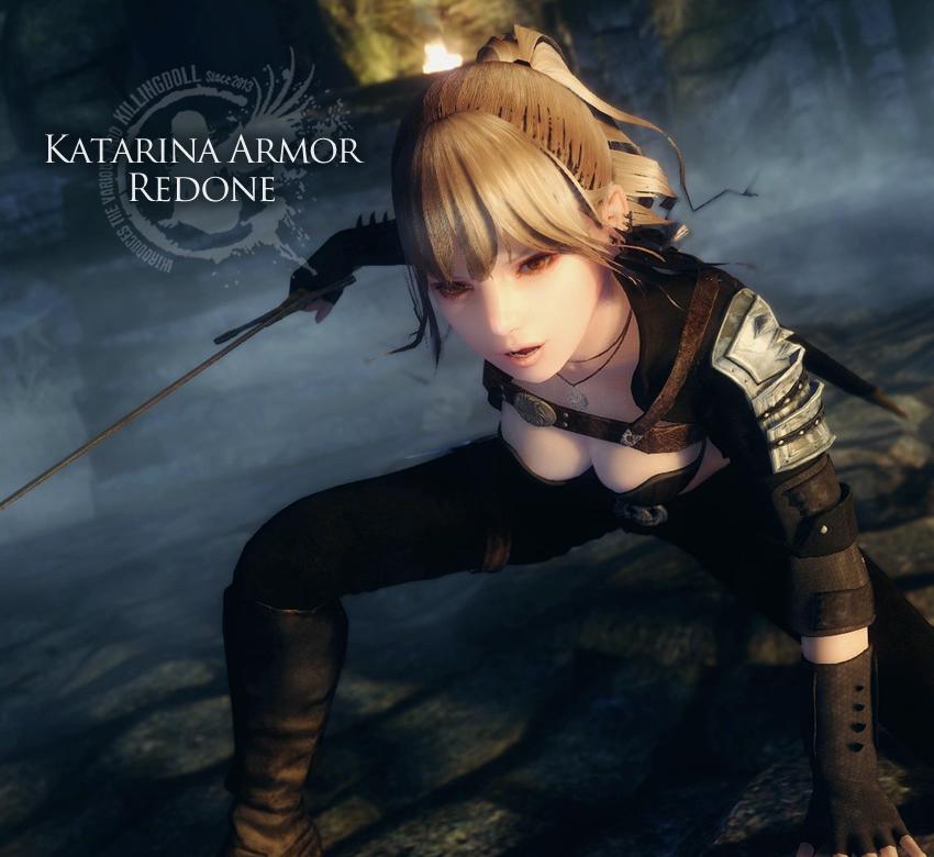 Katarina-Armor-Redone