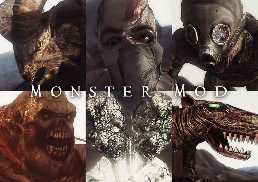 Monster Mod