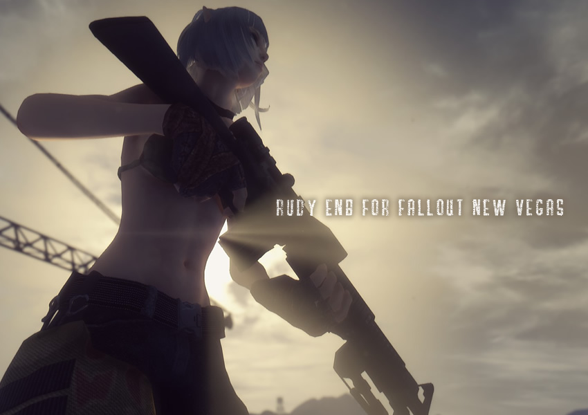 Rudy ENB for Fallout New Vegas