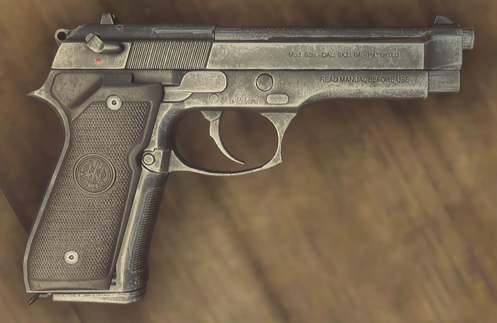 Beretta92FS2