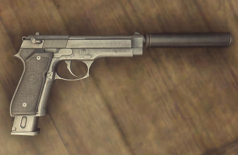 Beretta92FS3
