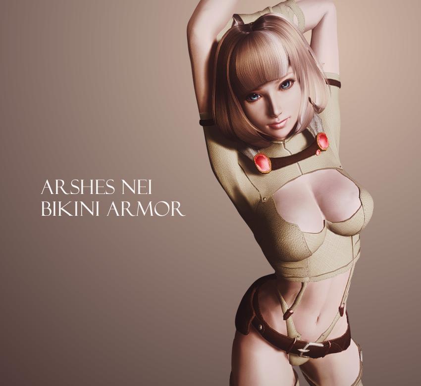 Arshes Nei Bikini Armor