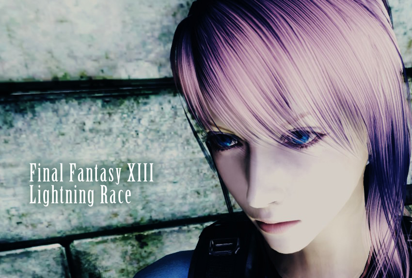 Final Fantasy XIII – Lightning Race