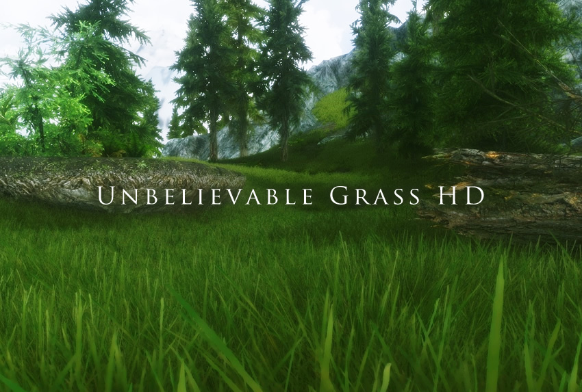 Unbelievable Grass HD 2k and 1k