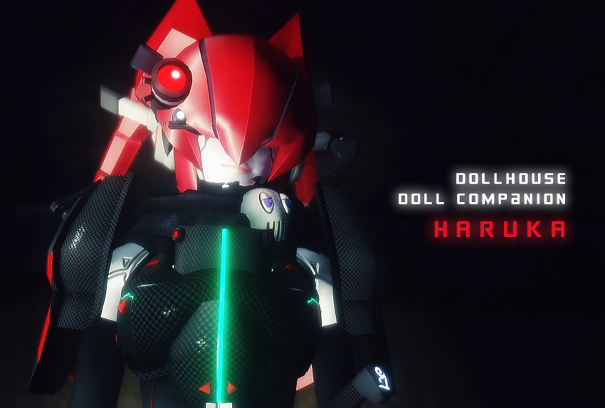 DollHouse Doll Companion – Haruka