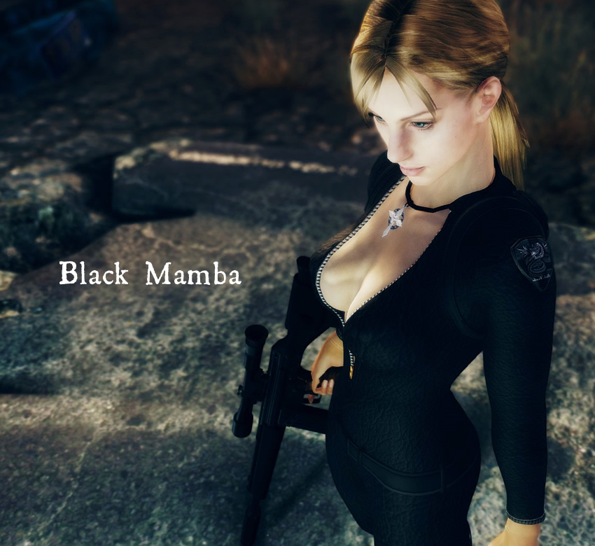 Black Mamba T6m for Type6m bnb