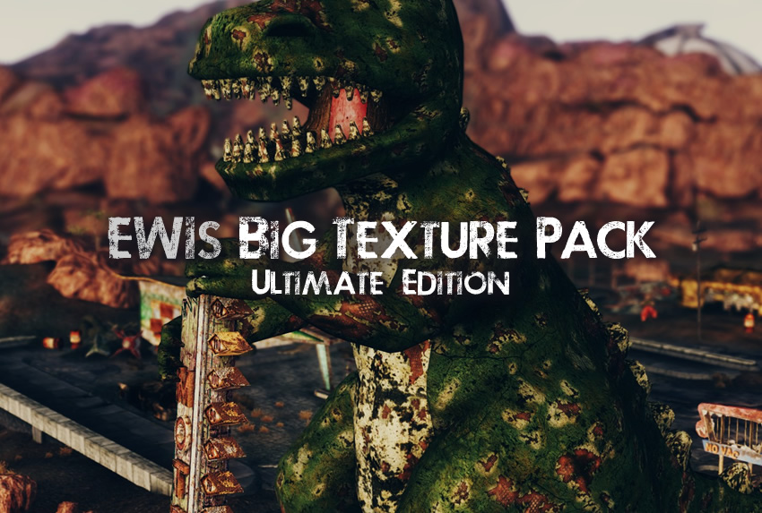 EWIs Big Texture Pack Ultimate Edition