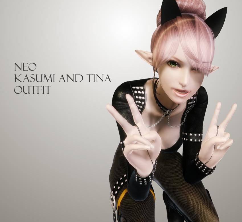 Neo – Kasumi and Tina