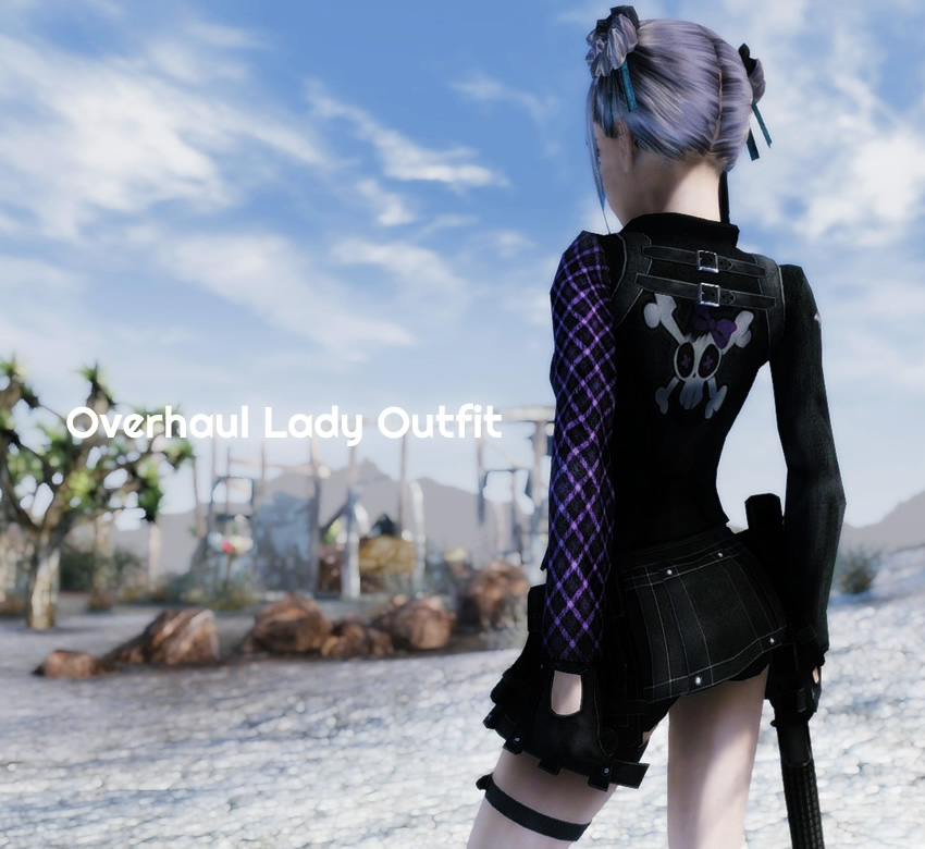 Overhaul Lady Outfit