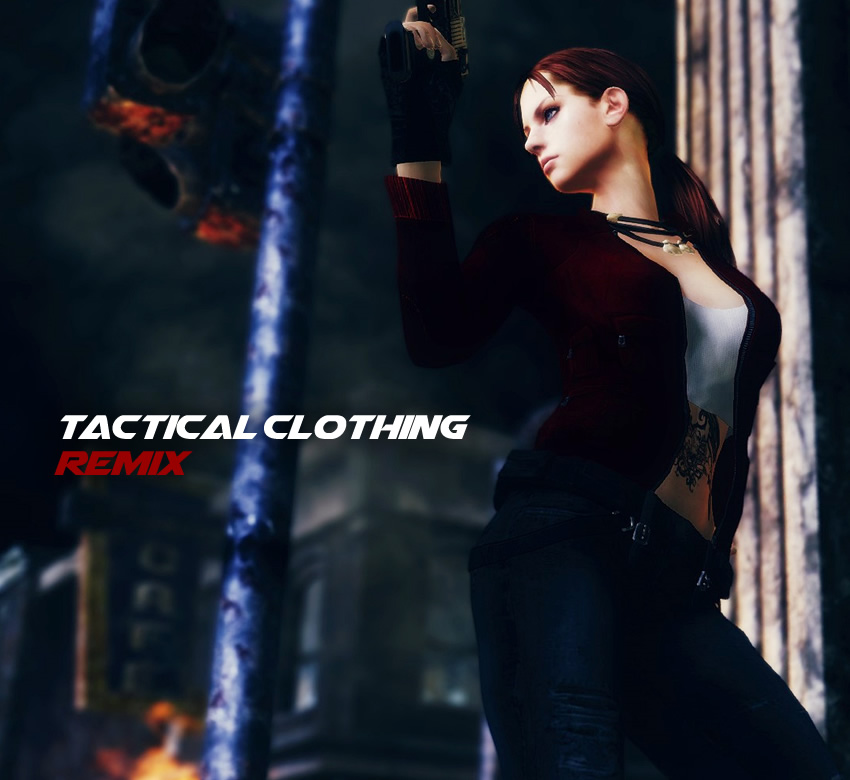 Tactical Clothing Remix