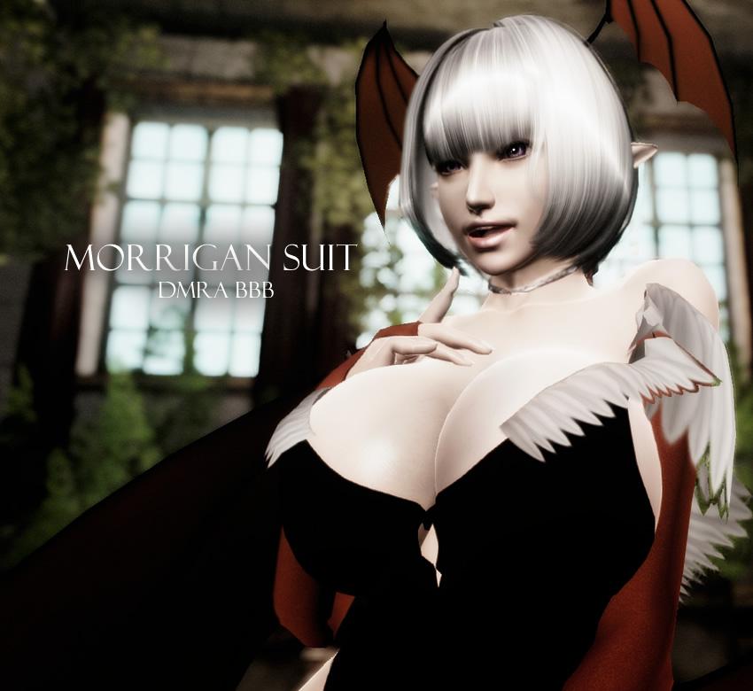 DMRA BBB  Morrigan Suit