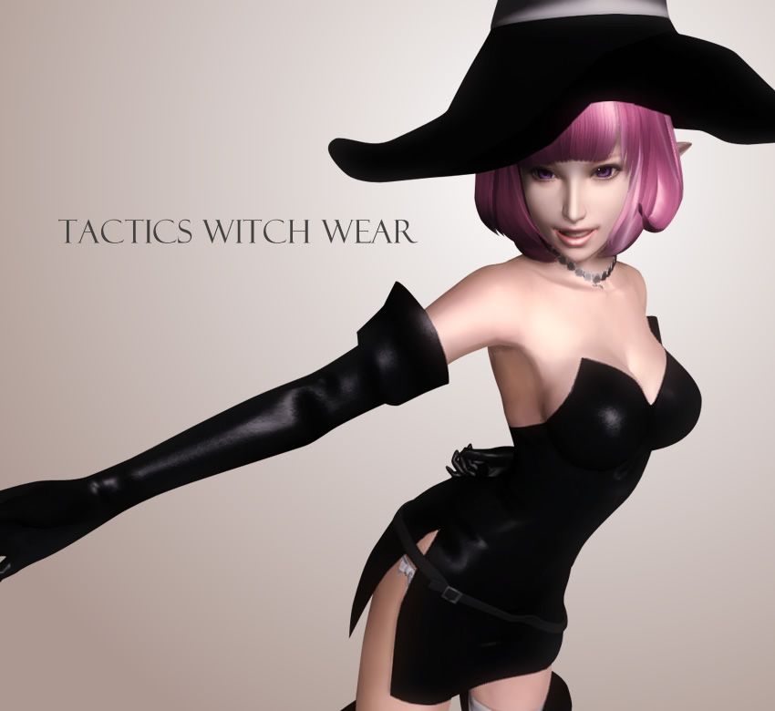 Tactics Witch Ware