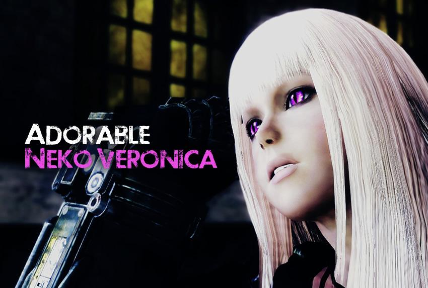 Adorable Neko Veronica