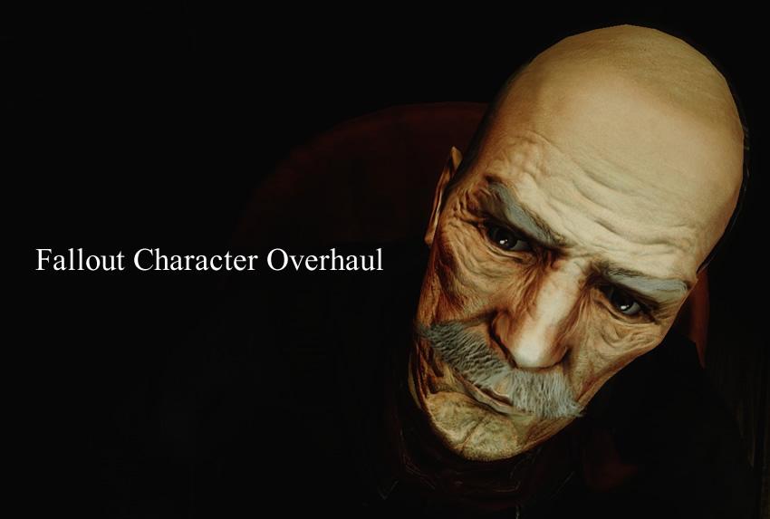 Fallout Character Overhaul
