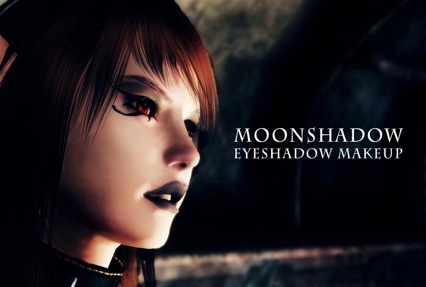 Moonshadow Eyeshadow Makeup
