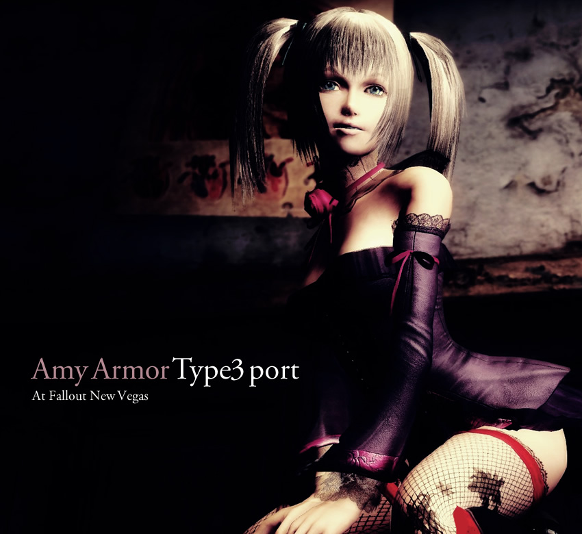 Amy Armor type3 port