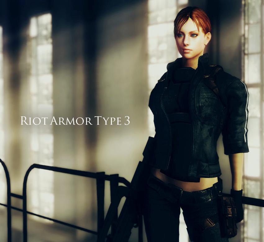Riot Armor Type 3